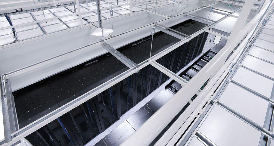 aménagement et urbanisation de data centers