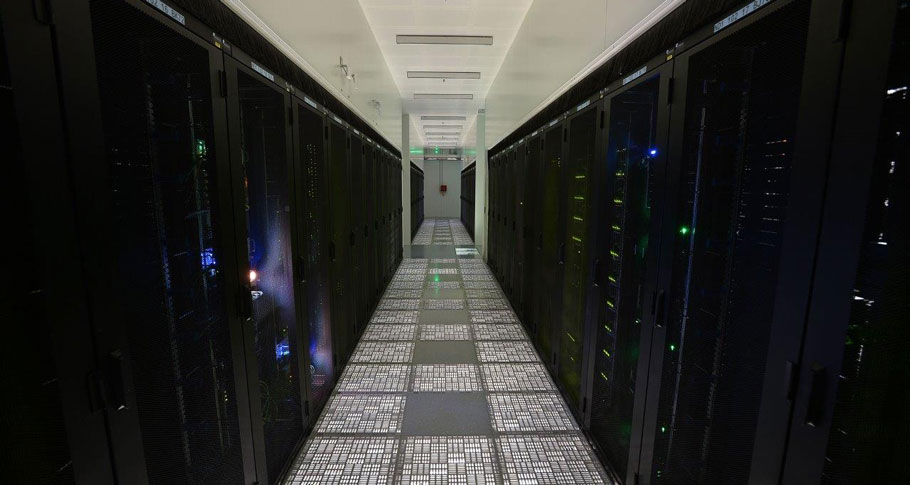 baies serveurs data centers
